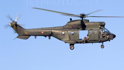HT.21-04 - Aérospatiale AS 332B1 Super Puma - Spain - Army