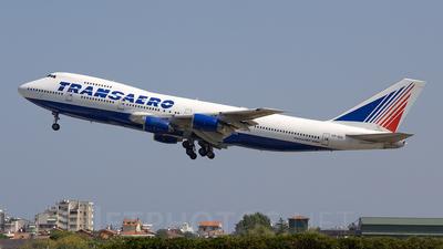 VP-BQC - Boeing 747-219B - Transaero Airlines