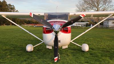 ZK-JRY - Cessna 182T Skylane - Private