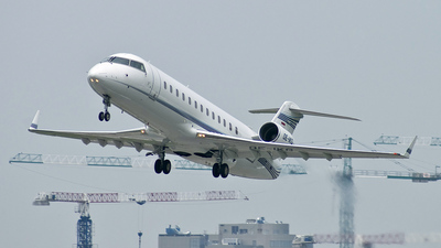OE-IKG - Bombardier CL-600-2B19 Challenger 850 - MAP Executive Flight Service