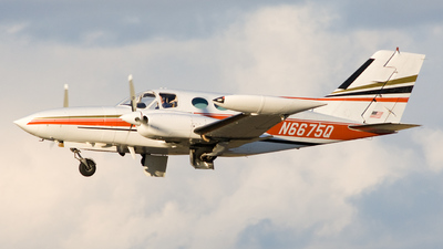 N6675Q - Cessna 421B Golden Eagle - Private