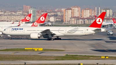 VT-JEE - Boeing 777-35RER - Turkish Airlines (Jet Airways)