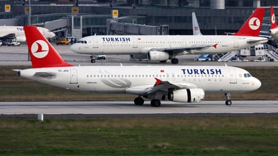 TC-JPS - Airbus A320-232 - Turkish Airlines
