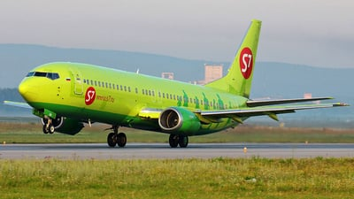 VP-BAN - Boeing 737-4Y0 - S7 Airlines
