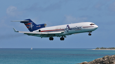 N598AJ - Boeing 727-212(Adv)(F) - Amerijet International