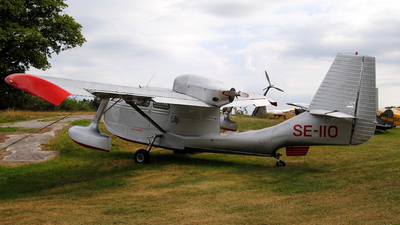 SE-IIO - Republic RC-3 Seabee - Private