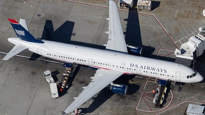 N172US - Airbus A321-211 - US Airways