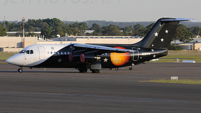 G-ZAPN - British Aerospace BAe 146-200(QC) - Titan Airways