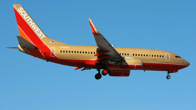 N792SW - Boeing 737-7H4 - Southwest Airlines