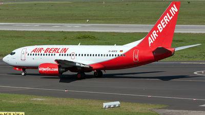 D-AGES - Boeing 737-75B - Air Berlin (Germania)
