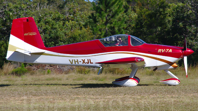 VH-XJL - Vans RV-7A - Private