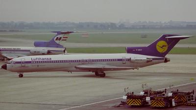 D-ABKF - Boeing 727-230(Adv) - Lufthansa