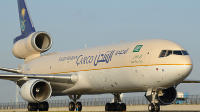 HZ-ANA - McDonnell Douglas MD-11(F) - Saudi Arabian Airlines Cargo