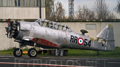 MM54148 - North American T-6H Texan - Italy - Air Force