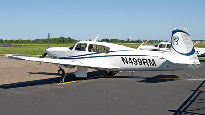 N499RM - Mooney M20R Ovation - Private