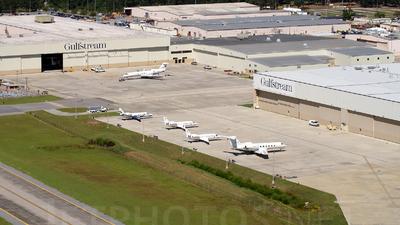 KSAV - Airport - Ramp