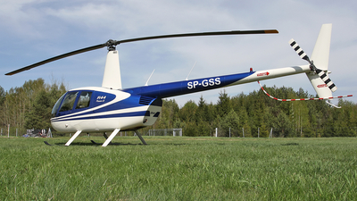 SP-GSS - Robinson R44 Raven II - Private