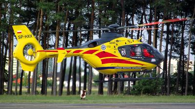 SP-HXX - Eurocopter EC 135P2i - Lotnicze Pogotowie Ratunkowe