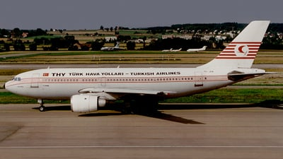 TC-JCR - Airbus A310-203 - Turkish Airlines