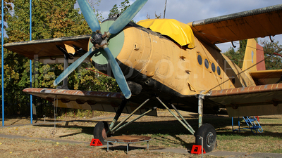 HA-MHG - Antonov An-2 - Private