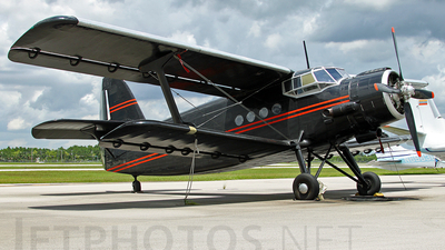 N4693W - PZL-Mielec An-2R - Private