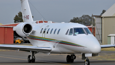 VH-ING - Cessna 650 Citation VII - Private