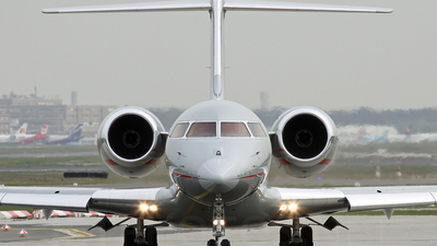9H-VJC - Bombardier BD-700-1A10 Global 6000 - VistaJet