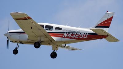 N4325U - Piper PA-28-161 Warrior II - Private