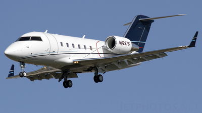 N629TS - Bombardier CL-600-2B16 Challenger 601-3A - Private