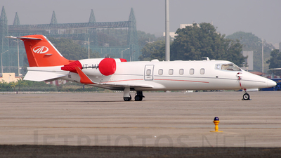 A picture of VTMAM - Learjet 60 - [60394] - © Nisarg Vyas