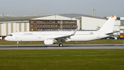 D-AZAK - Airbus A321-211 - Airbus Industrie