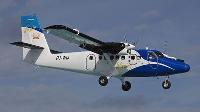 PJ-WIJ - De Havilland Canada DHC-6-300 Twin Otter - Winair - Windward Islands Airways