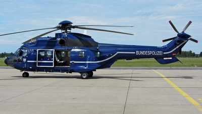 D-HEGH - Eurocopter AS 332L Super Puma - Germany - Bundespolizei