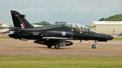 ZK035 - British Aerospace Hawk T.2 - United Kingdom - Royal Air Force (RAF)