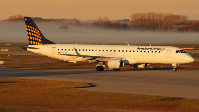 D-AEMB - Embraer 190-200LR - Augsburg Airways