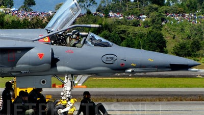 FAC3054 - IAI Kfir C12 - Colombia - Air Force