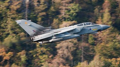 ZA607 - Panavia Tornado GR.4 - United Kingdom - Royal Air Force (RAF)