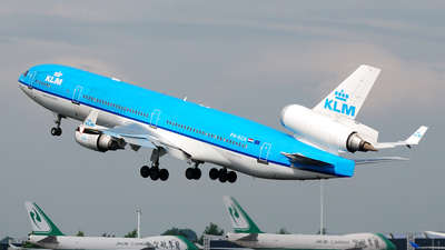 PH-KCA - McDonnell Douglas MD-11 - KLM Royal Dutch Airlines