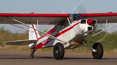 N8699D - Piper PA-18-150 Super Cub - Private