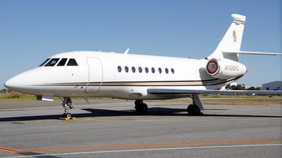 N700FL - Dassault Falcon 2000 - Private