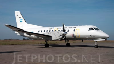 T-33 - Saab 340B - Argentina - Air Force
