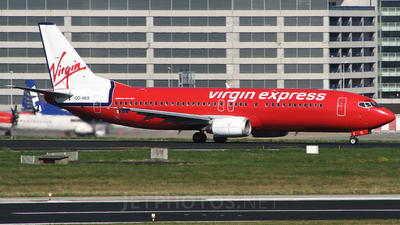 OO-VES - Boeing 737-43Q - Virgin Express
