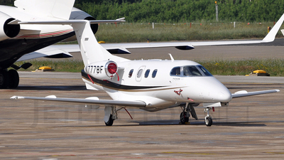 N777BF - Embraer EMB-500 Phenom 100 - Private