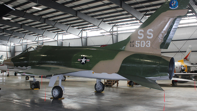 55-3503 - North American F-100D Super Sabre - United States - US Air Force (USAF)