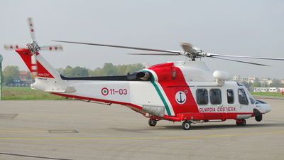 A picture of MM81748 - AgustaWestland AW139 - [31313] - © Tovoli Enrico