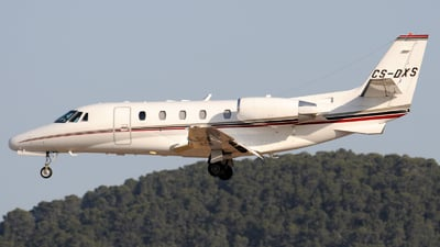 CS-DXS - Cessna 560XL Citation XLS - NetJets Europe
