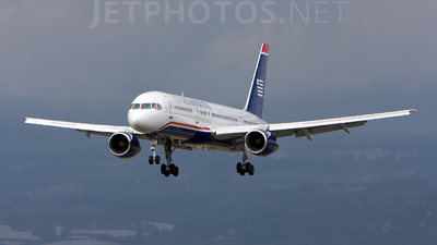 N916UW - Boeing 757-225 - US Airways