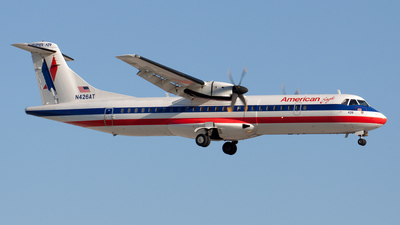 N426AT - ATR 72-212 - American Eagle (Executive Airlines)