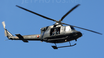 141 - Bell 412SP - Norway - Air Force