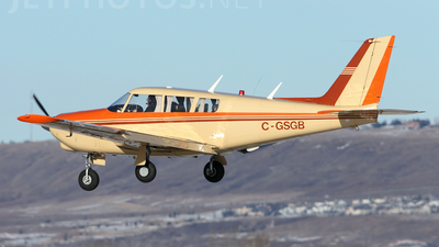 A picture of CGSGB - Piper PA24260 - [244728] - © Mike MacKinnon